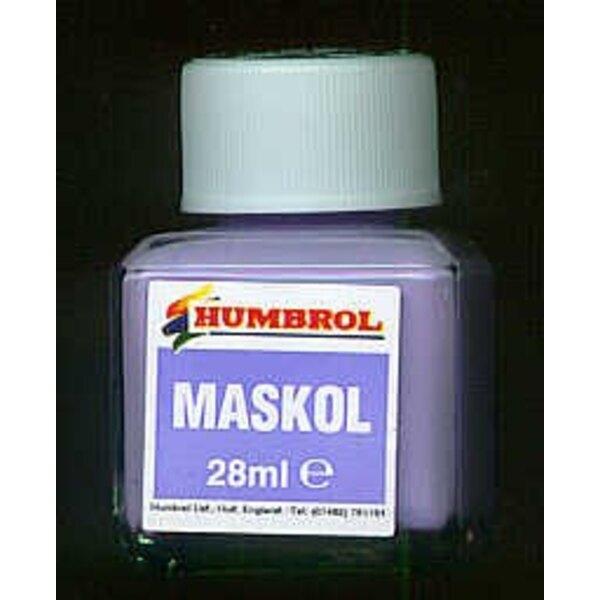 Maskol 1floz liquid paint mask fluid