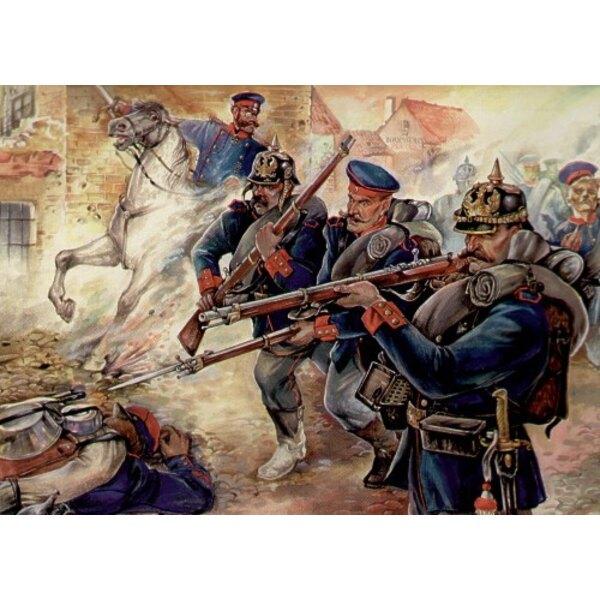 Infanterie de Ligne prussienne 1870/1