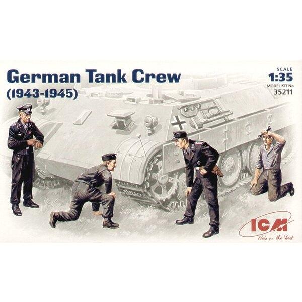 German Tank Crew (1943-1945)