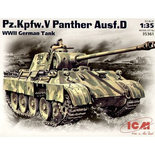 Pz.Kfw. V Ausf.D Panther