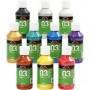 Peinture acrylique A-Color, 03 - métallique, 10x120ml A-color CCH-32201