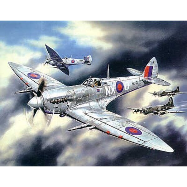 Supermarine Spitfire Mk.VII RAF