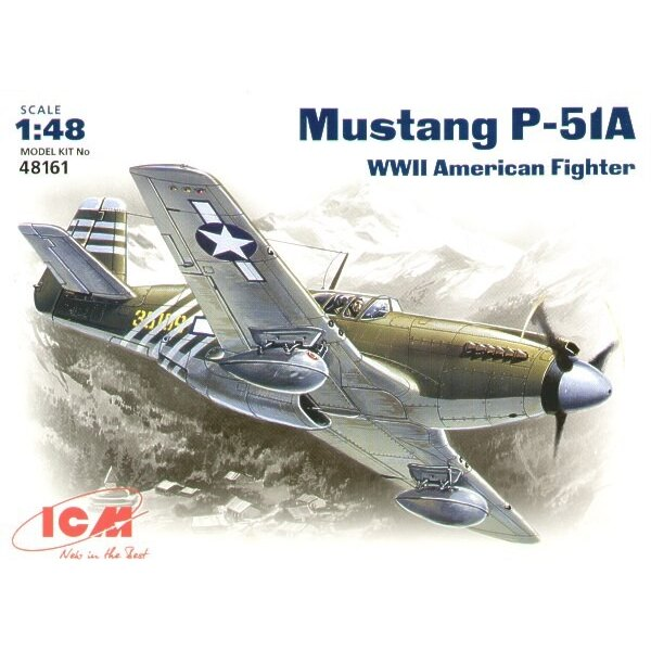 North American P-51A Mustang USAF