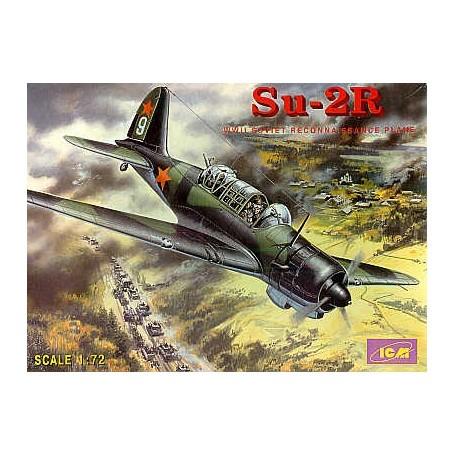 Sukhoi Su-2R : Avion de Reconnaissance soviétique de la 2ème GM