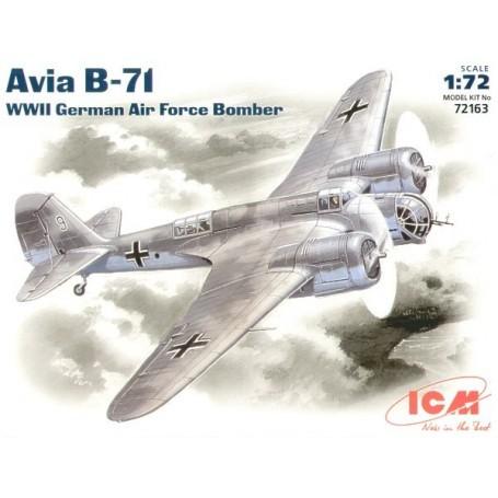 Avia B-71 bombardier allemand de la 2ème GM.