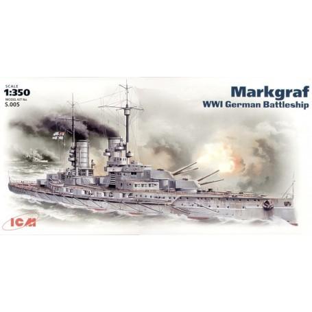 Margraf : cuirassé allemand de la 1ère GM