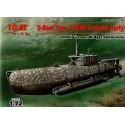 u-boot type xxviib 'zeehund' (primitif) (sous-marin)