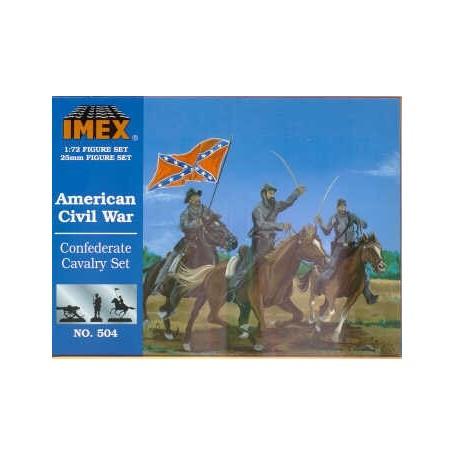Cavalerie Confédérée (Guerre de sécession)