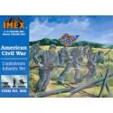Infanterie Confédérée (Guerre de sécession) Imex IMEX506