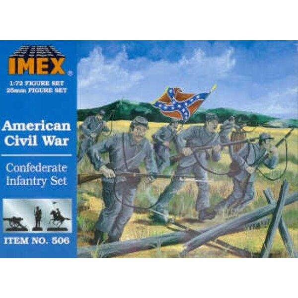 Infanterie Confédérée (Guerre de sécession)