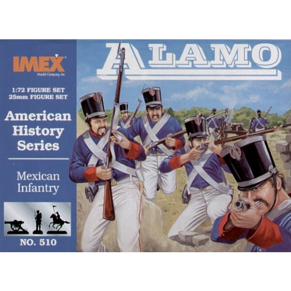 Infanterie mexicaines