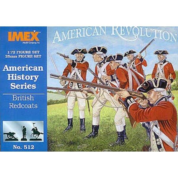guerre d'indépendance américaine : britanniques