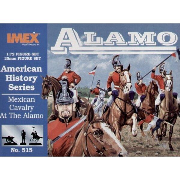 Cavalerie mexicaine Alamo