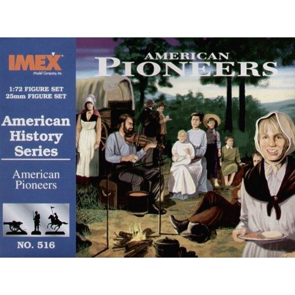 Wild West Settlers/Pioneers