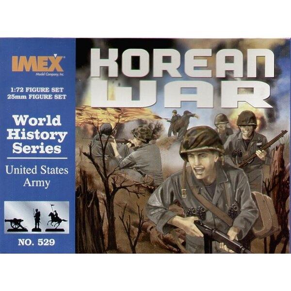 Infanterie US guerre de Corée