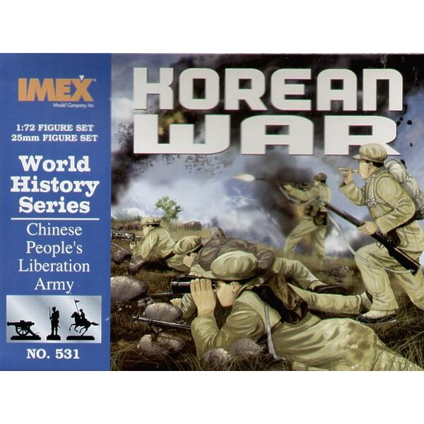 Troupes chinoises de la guerre de Corée