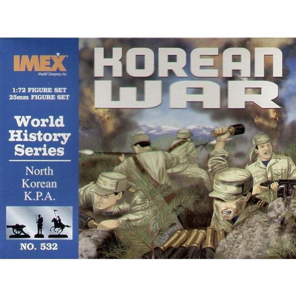 Troupes nord-coréennes guerre de Corée