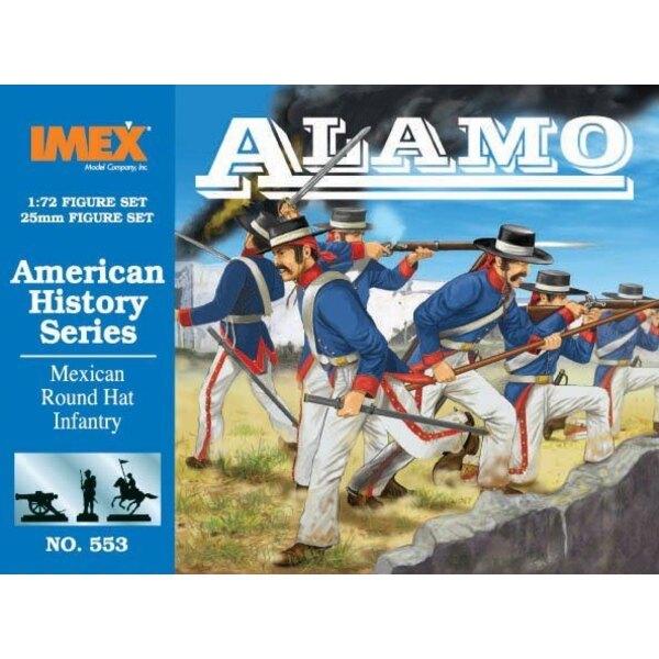 Infanterie mexicaine