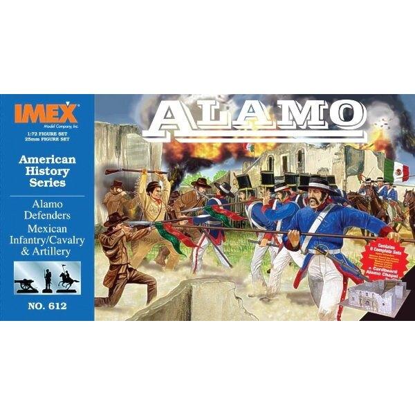 Coffret Alamo