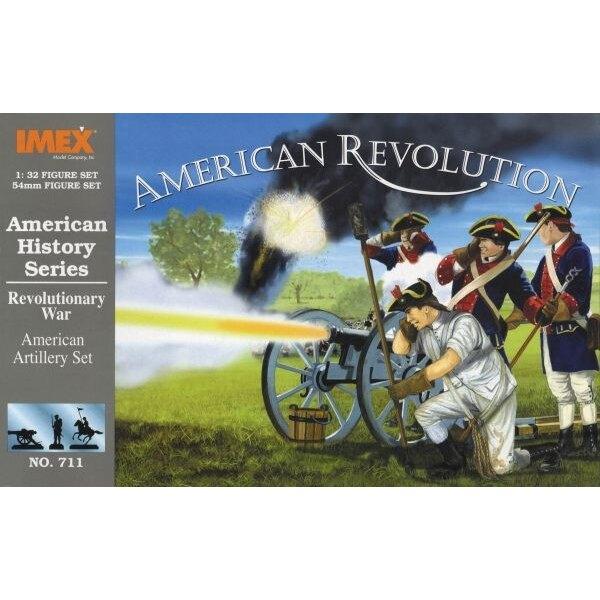 guerre d'indépendance américaine : Artillerie américaine