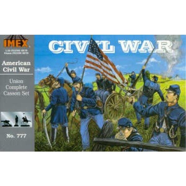 caisson complet de l'Union (Guerre de sécession)