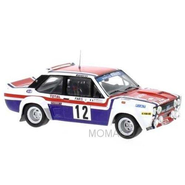 FIAT 131 ABARTH 12 MOUTON/CONCONI RALLYE MONTE CARLO 1979