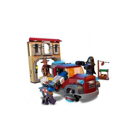 8 Overwatch™ L/'escorte à Dorado Jeu de Construction 419 Pièces 75972 Jouet
