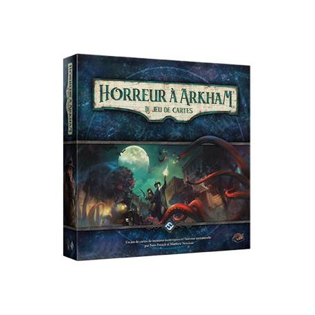Horreur à Arkham : Le Jeu de Cartes Fantasy Flight Games AS-FFJCHA01