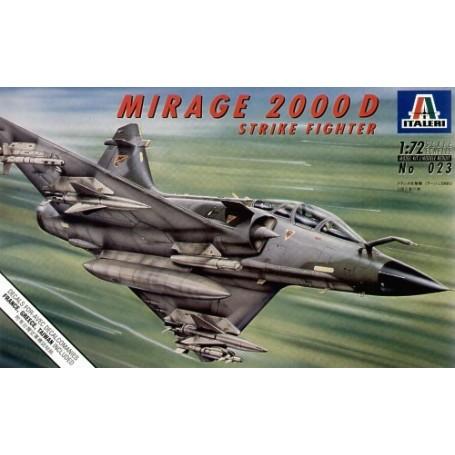 Dassault Mirage 2000 D