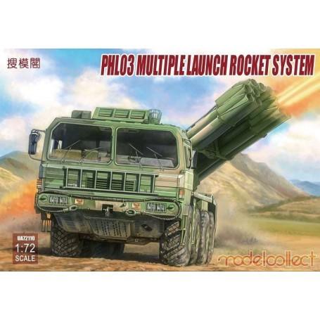 PHL03 Système de roquettes multiples