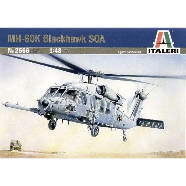 Sikorsky MH-60K Black Hawk SOA