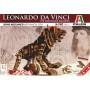 Lion mécanique de Léonard De Vinci - Les Machines Merveilleuses Italeri IT3102