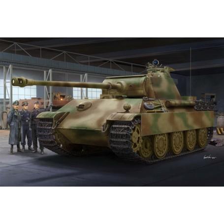 German Panther G - Version tardive