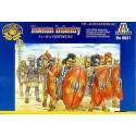 infanterie romaine