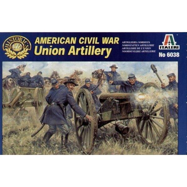 Artillería de la Unión - Guerra Civil