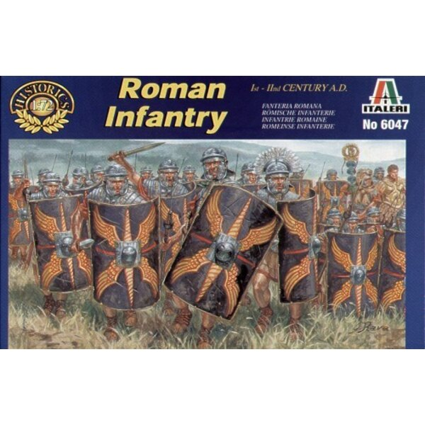 Julius Ceasers Roman Infantry