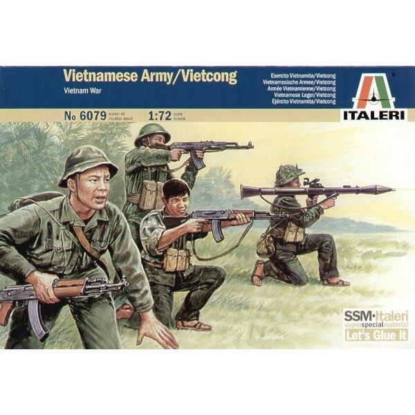 Guerre du Viêt Nam - Armée Vietnamienne / Vietcong