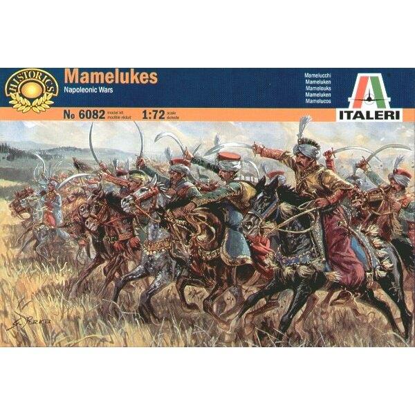 Guerres napoléoniennes : Cavalerie Mamelouque