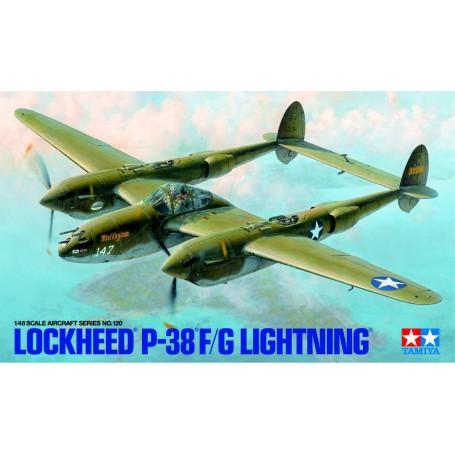 Lockheed P-38 F/G Lightning