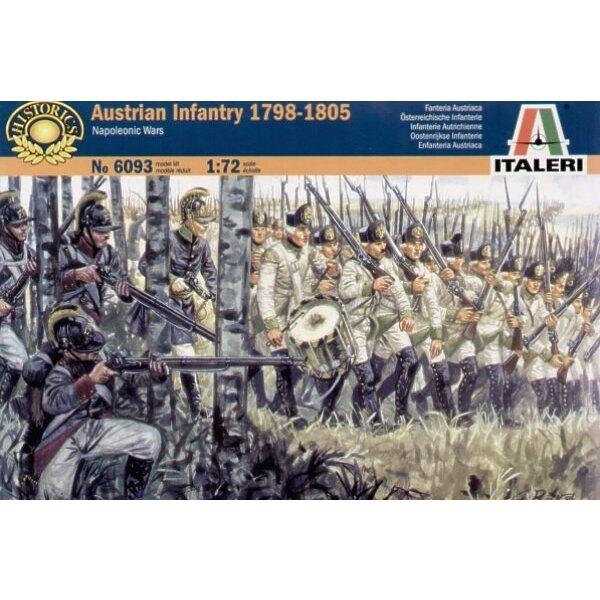 Infanterie autrichienne des guerres napoléoniennes 1800-05