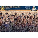 guerres napoléoniennes : cavalerie légère britannique 1815