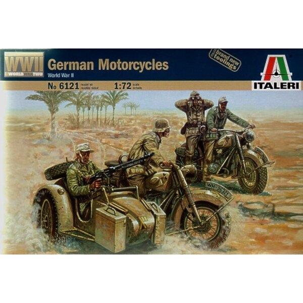 Motocyclettes allemandes de la 2ème GM