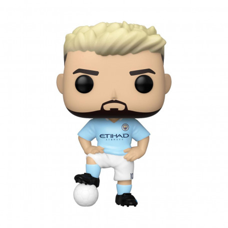 EPL POP! Football Vinyl Figurine Sergio Agüero (Manchester City) 9 cm