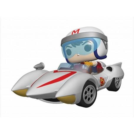 Speed Racer POP! Rides Vinyl figurine Speed w/Mach 5 18 cm