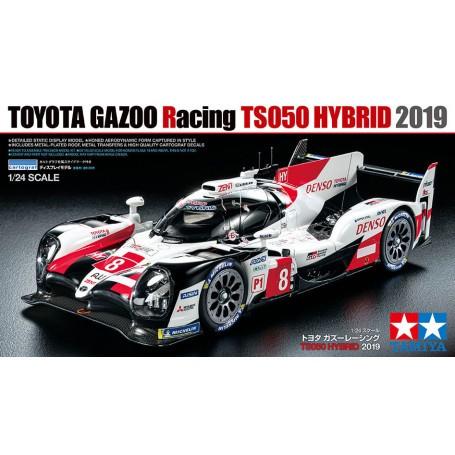 Toyota Gazoo Racing TS050 hybride 2019