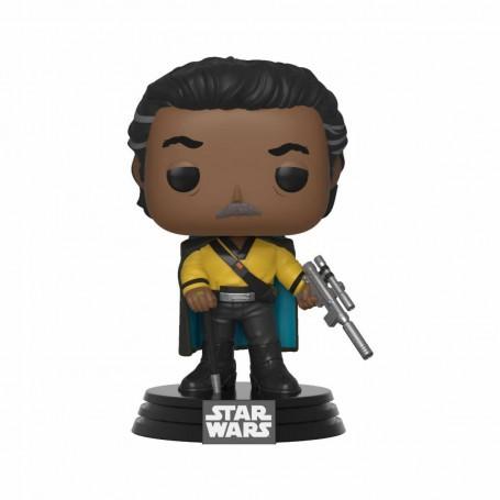 Star Wars Episode IX Figurine POP!Films Vinyle Lando Calrissian 9 cm