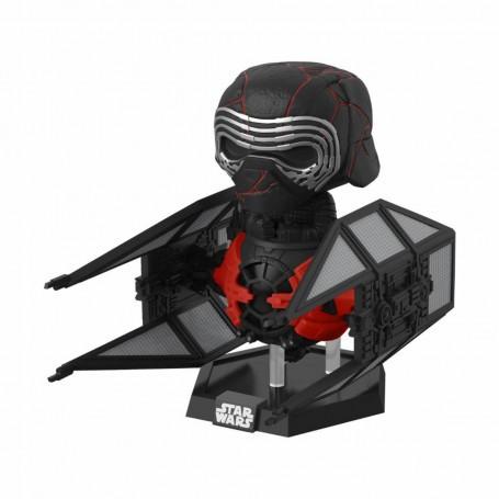 Star Wars Episode IX Figurine POP!Vinyle Deluxe Supreme Leader Kylo Ren 9 cm
