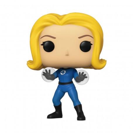 Fantastic Four POP!Marvel Figurine en vinyle Invisible Girl 9 cm