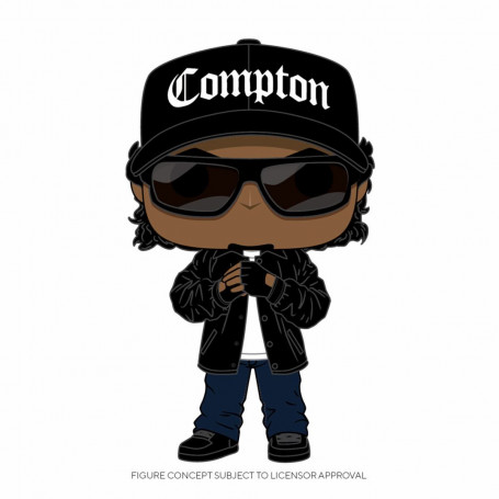 Eazy-E POP!Figurine en vinyle Rocks 9 cm