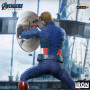 Avengers: Endgame statuette BDS Art Scale 1/10 Captain America 2023 19 cm